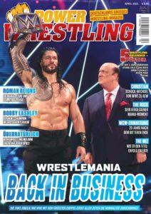 Power-Wrestling April 2021