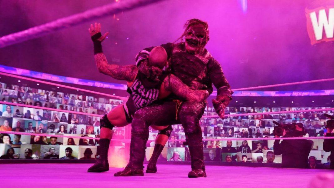 Der Fiend ist zurück - WWE Fastlane 2021 - (c) WWE. All Rights Reserved.