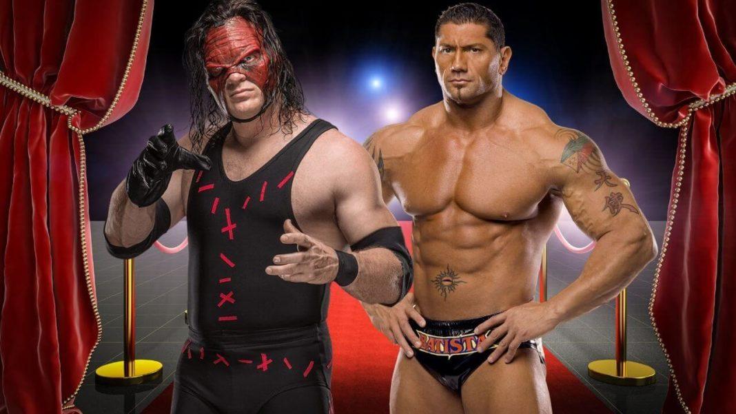 WWE Hall of Fame: Kane rein, Batista raus