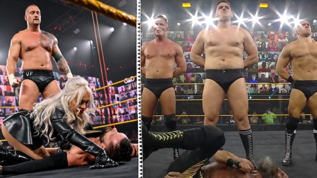 WWE NXT - 17. März 2021