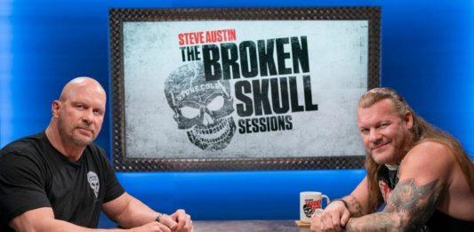 Broken Skull Sessions auf dem WWE Network: Austin interviewt Jericho