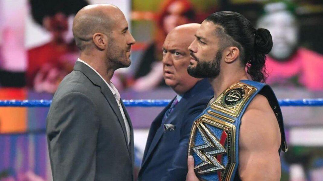 WWE SmackDown - 16. April 2021