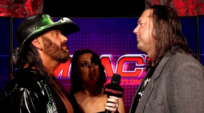 "IMPACT Wrestling: ""Cowboy"" James Storm trifft ""Wildcat"" Chris Harris wieder"
