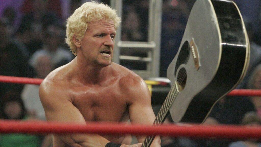 Sein seiner Welt spielt die Gitarre eine große Rolle: WWE Hall of Famer Jeff Jarrett
