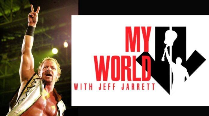 """My World with Jeff Jarrett"" mit dem WWE Hall of Famer"