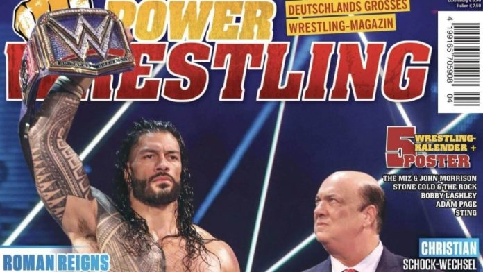 Power-Wrestling April 2021 - Preview