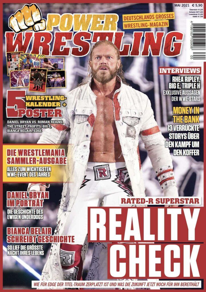 Power-Wrestling Mai 2021