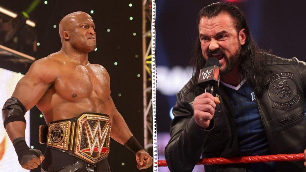 WWE Raw vom 5. April 2021