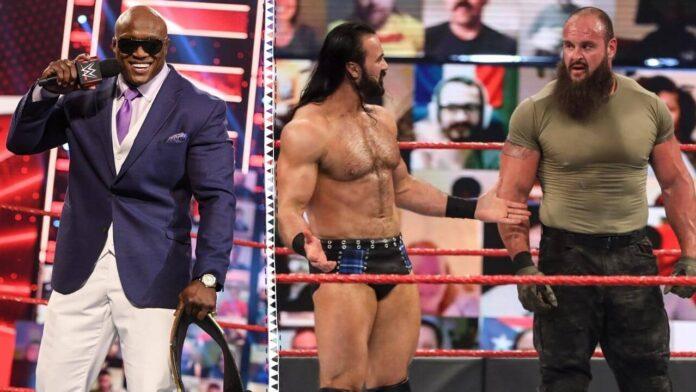 WWE Raw vom 26. April 2021