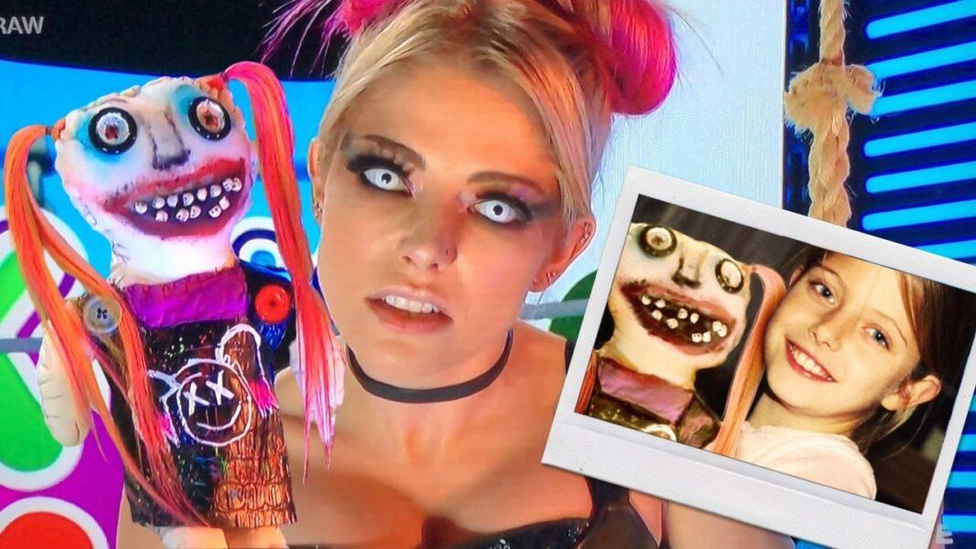 Alexa Bliss und Lily haben eine dunkle Vergangenheit! WWE Raw vom 19. April 2021