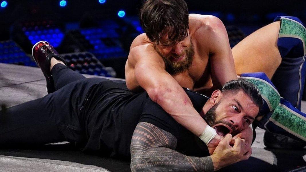 WWE SmackDown - 2. April 2021