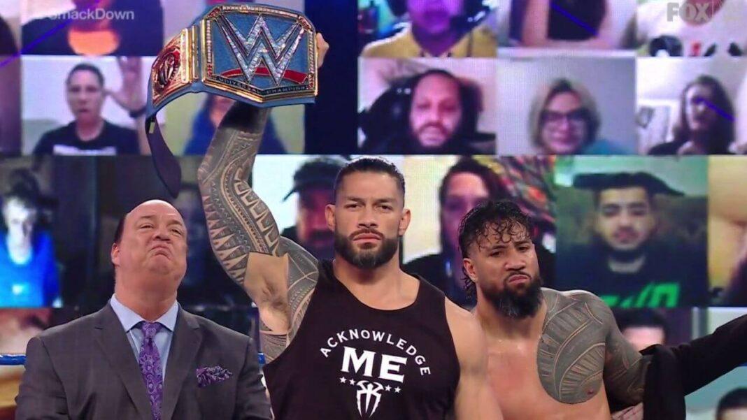 WWE WrestleMania SmackDown - 9. April 2021