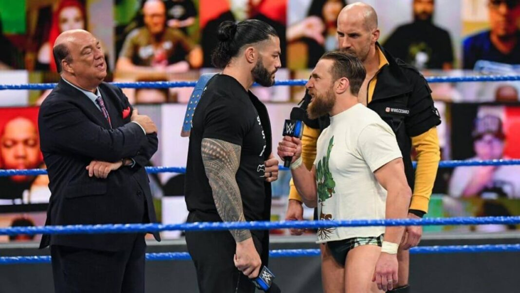 WWE SmackDown - 23. April 2021 - (c) 2021 WWE. All Rights Reserved.