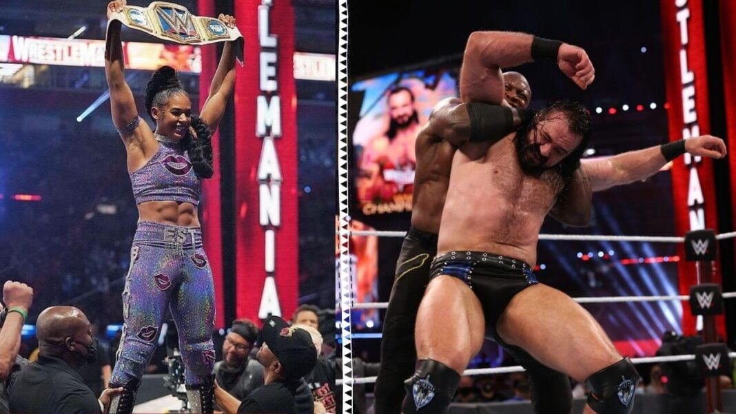 WWE WrestleMania 37 Saturday - (c) WWE. All Rights Reserved.