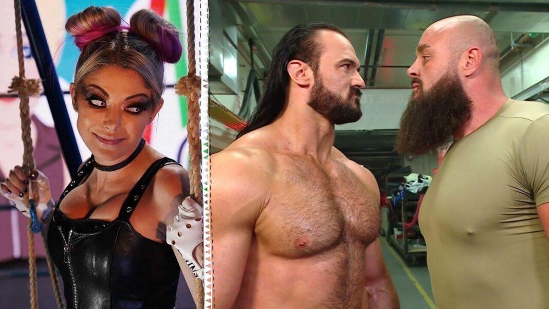 WWE Raw vom 12. April 2021