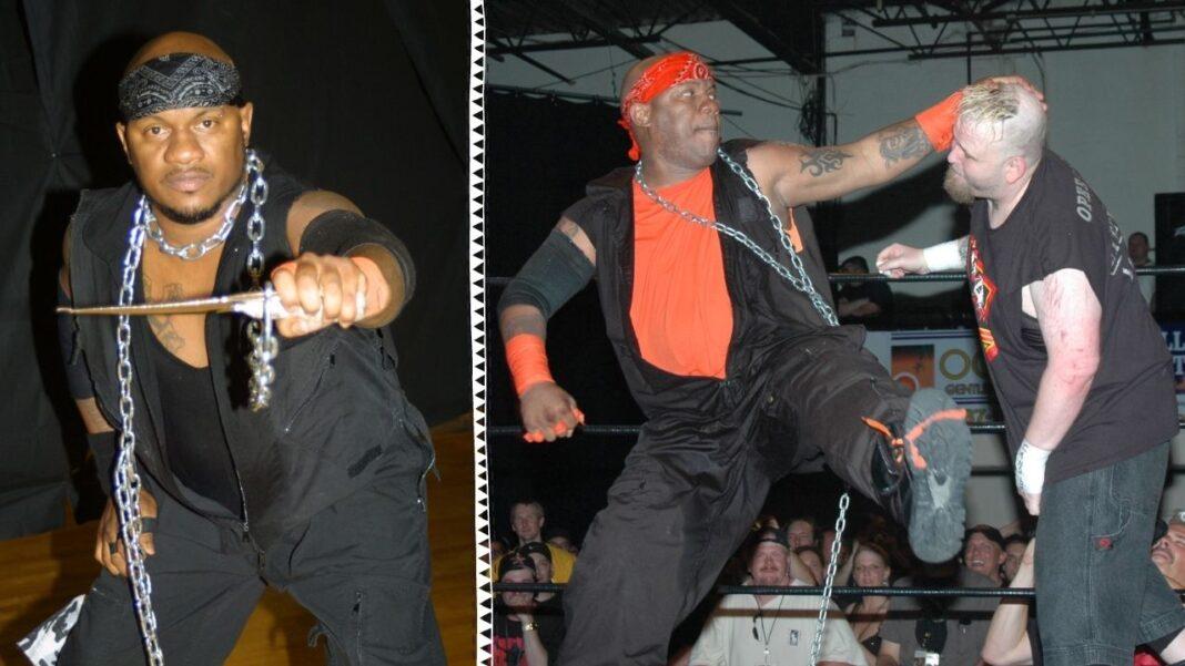 Nichts für WWE: ECW-Original New Jack (Jerome Young)