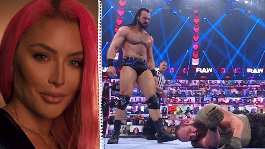 WWE Raw vom 3. Mai 2021