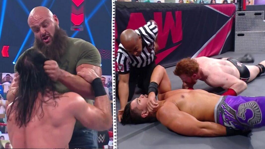WWE Raw vom 10. Mai 2021