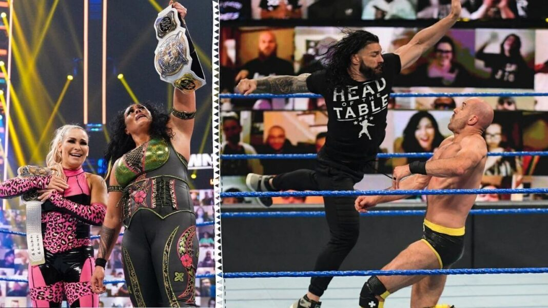 WWE SmackDown - 14. Mai 2021
