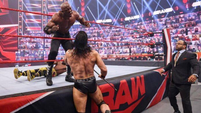 WWE Raw vom 17. Mai 2021