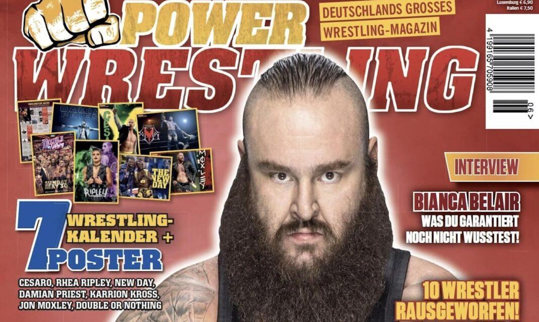 Power-Wrestling Juni 2021 - Preview