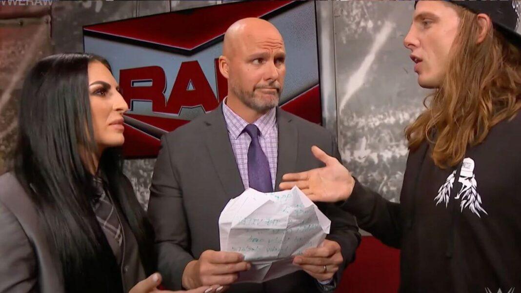WWE Raw vom 28. Juni 2021