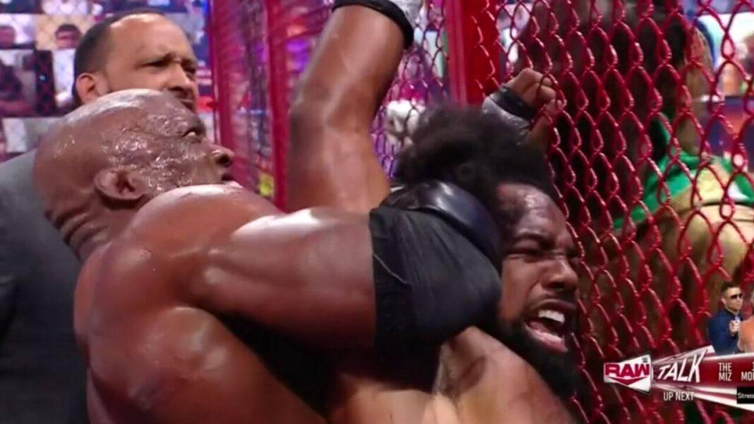 WWE Raw - 21. Juni 2021