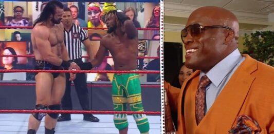 WWE Raw - 31. Mai 2021