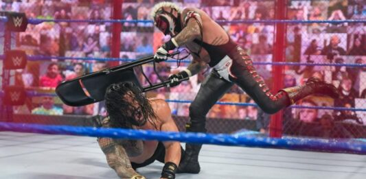 WWE SmackDown - 18. Juni 2021