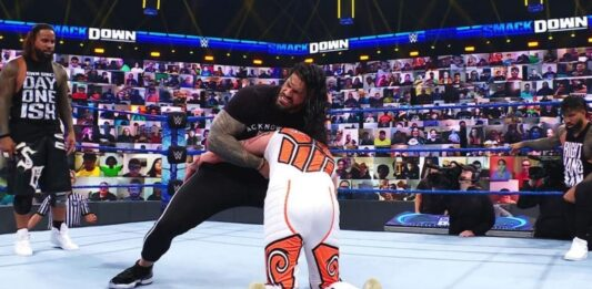 WWE SmackDown - 4. Juni 2021