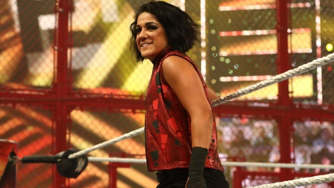 Bayley (Foto: (c) 2021 WWE. All Rights Reserved.)