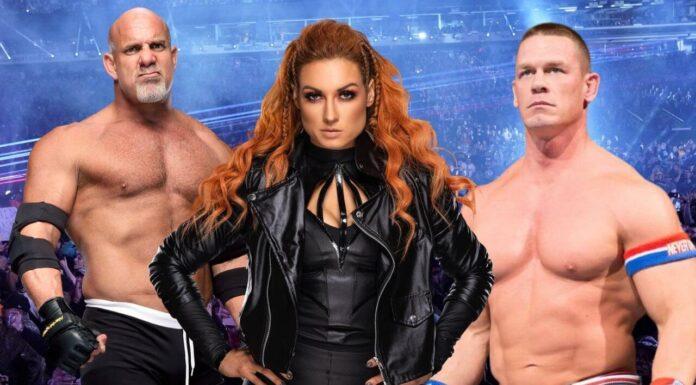 Welche Überraschungen hat WWE geplant? (Fotos: (c) 2021 WWE. All Rights Reserved.)