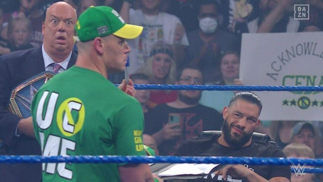 WWE SmackDown - 30. Juli 2021