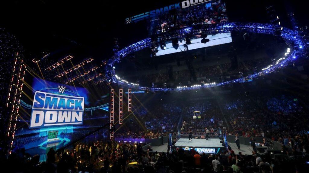 Die Fans sind zurück: WWE SmackDown in Houston, Texas - 16. Juli 2021 (Foto: WWE)