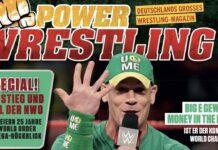 Power-Wrestling August 2021 mit WWE-Star John Cena auf dem Cover - Preview