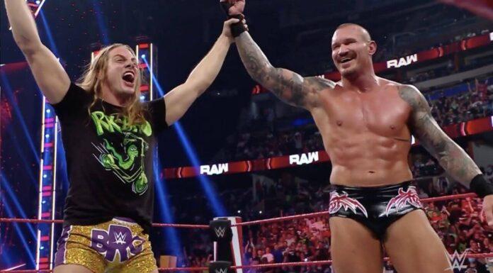 WWE Raw vom 9. August 2021