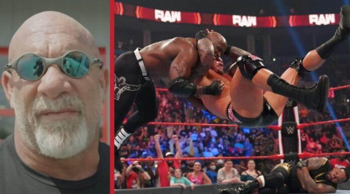 WWE Raw - 30. August 2021