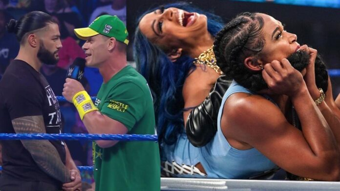 WWE SmackDown - 13. August 2021