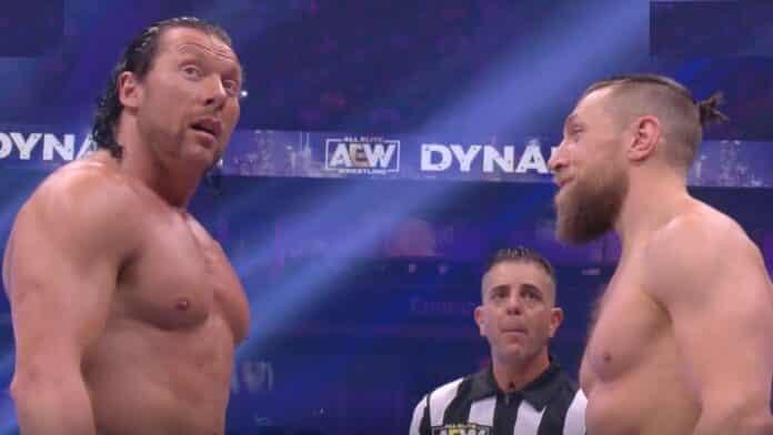 Kenny Omega vs. Bryan Danielson bei AEW Dynamite - 22. September 2021