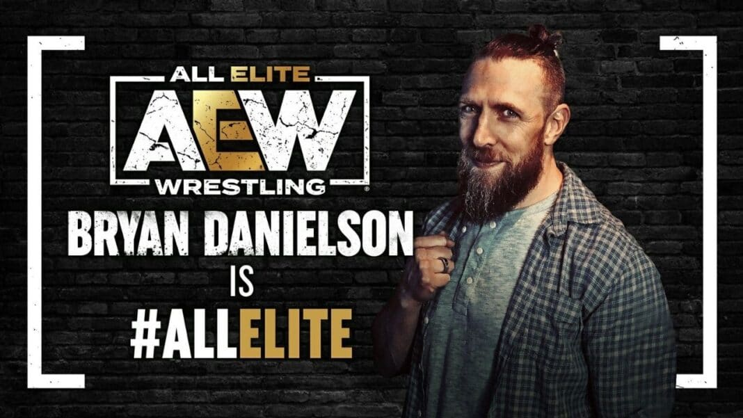 AEW: Bryan Danielson ist All Elite