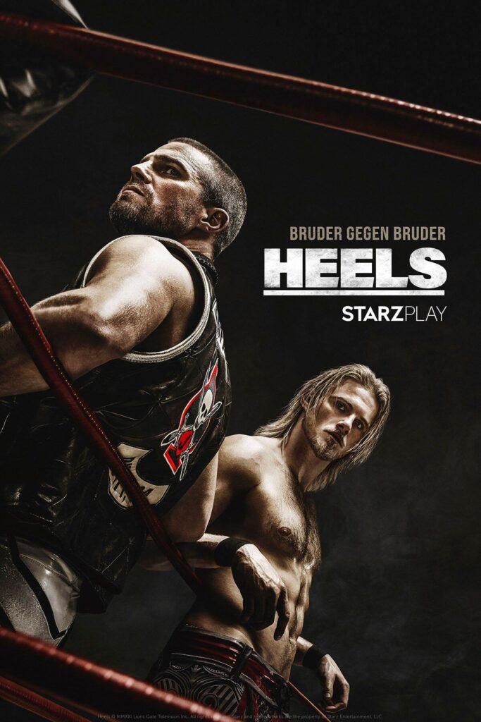 HEELS - Plakat zur ersten Staffel