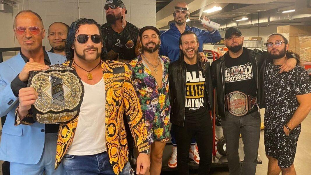 Ist The Elite beliebter als WWE Raw?