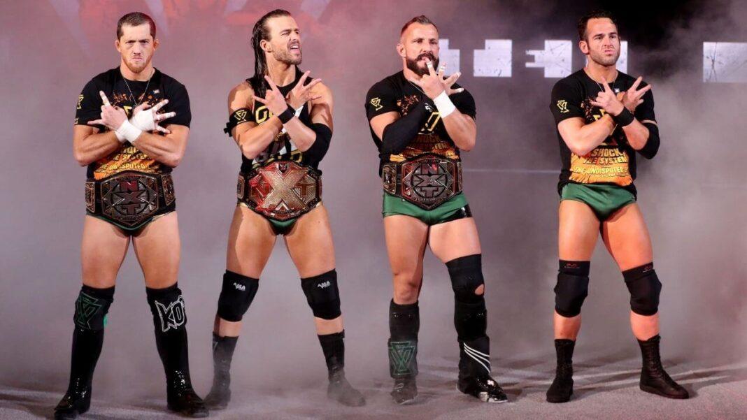Diese WWE NXT-Ära ist vorbei - The Undisputed Era (Foto: (c) 2021 WWE. All Rights Reserved.)