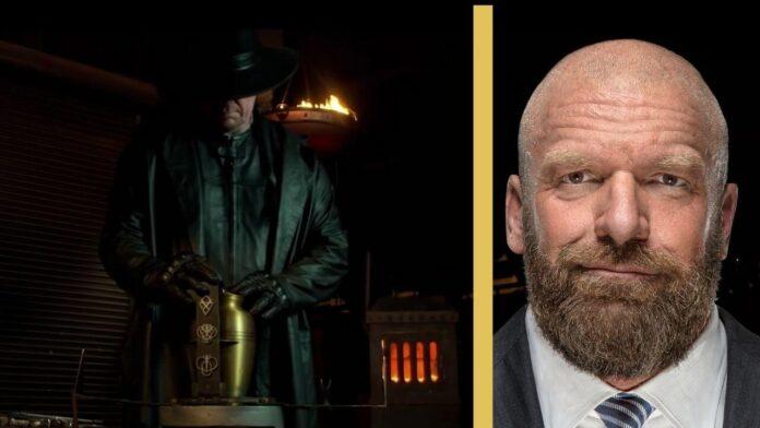 Der Trailer zum Undertaker-Netflix-Abenteuer ist da, Triple H meldet sich zu Wort / Bilder: (c) 2021 WWE. All Rights Reserved.