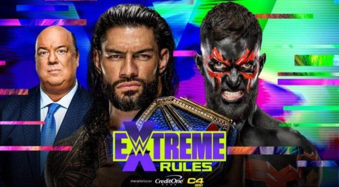 """WWE Extreme Rules 2021 bringt uns Universal Champion Roman Reigns vs. den """"Demon"""""""