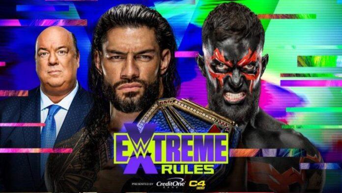 WWE Extreme Rules 2021 bringt uns Universal Champion Roman Reigns vs. den