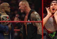 WWE Raw vom 6. September 2021
