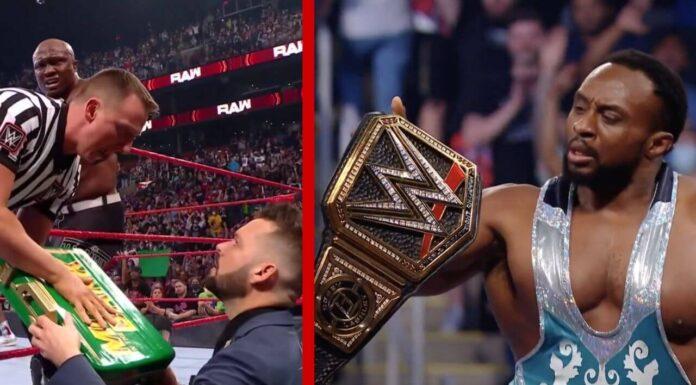 WWE Raw vom 13. September 2021