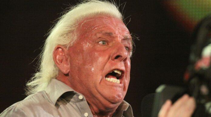 """WWE Hall of Famer """"Nature Boy"""" Ric Flair sorgt für Aufsehen / Foto: Bill Otten (PW)"""
