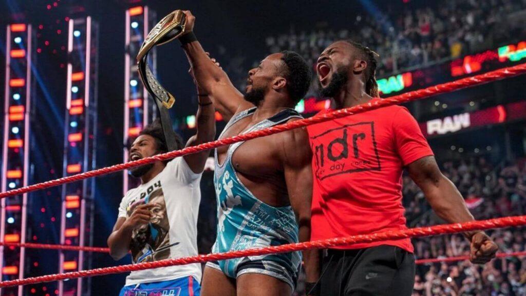 Big E gewinnt den WWE-Titel bei Raw am 13. September 2021 - Foto: (c) 2021 WWE. All Rights Reserved.